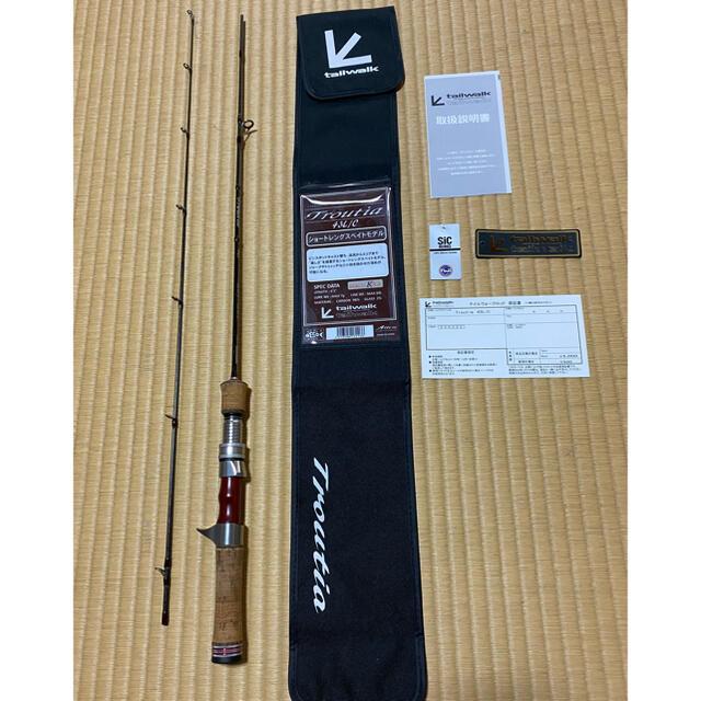 テイルウォーク トラウティア43L/C スポーツ/アウトドアのフィッシング(ロッド)の商品写真