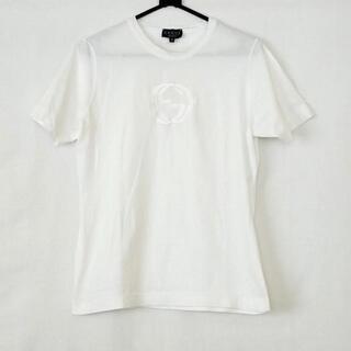 グッチ(Gucci)のグッチ 半袖Tシャツ サイズS レディース -(Tシャツ(半袖/袖なし))
