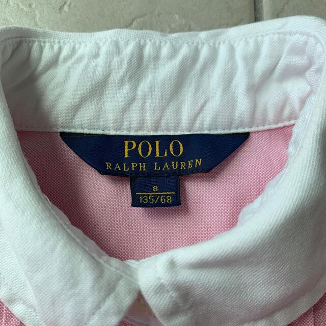 POLO RALPH LAUREN(ポロラルフローレン)のラルフローレン ワンピース チュニック キッズ/ベビー/マタニティのキッズ服女の子用(90cm~)(ワンピース)の商品写真