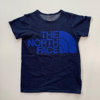 THE NORTH FACE - ノースフェイス  ショートスリーブリネンロゴ Tシャツ  M