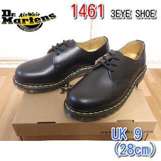 ドクターマーチン(Dr.Martens)のドクターマーチン UK9 1461 3ホール 3EYE シューズ 黒 くろ  (ブーツ)