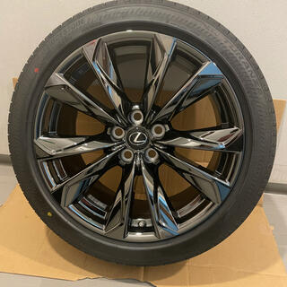 BRIDGESTONE - LEXUS レクサス LS500 F SPORT 純正 新車外し 4本セット
