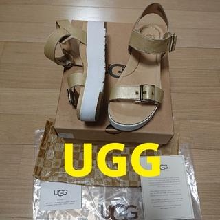 UGG - 《中古、美品》UGG アグ サンダル