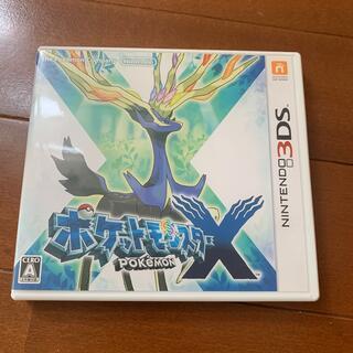 任天堂 - ポケットモンスター X 3DS