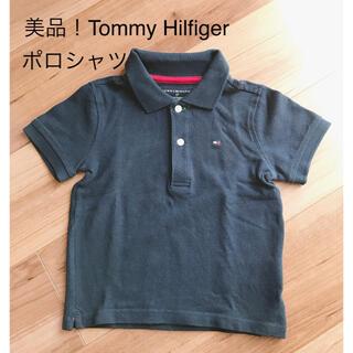 トミーヒルフィガー(TOMMY HILFIGER)の美品!Tommy Hilfiger ポロシャツ(Tシャツ/カットソー)