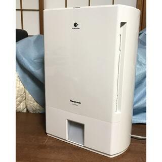 パナソニック(Panasonic)のパナソニック デシカント式 衣類乾燥除湿器 エコナビ F-YC80ZLX  (加湿器/除湿機)