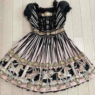 アンジェリックプリティー(Angelic Pretty)のAngelic Pretty Day Dream Carnival op jsk(ひざ丈ワンピース)