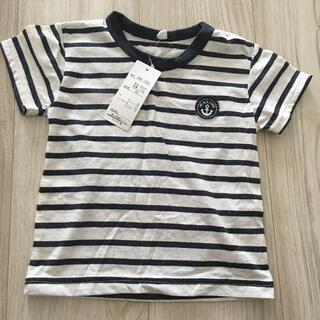 ニシマツヤ(西松屋)の新品未使用 80 半袖(Tシャツ)