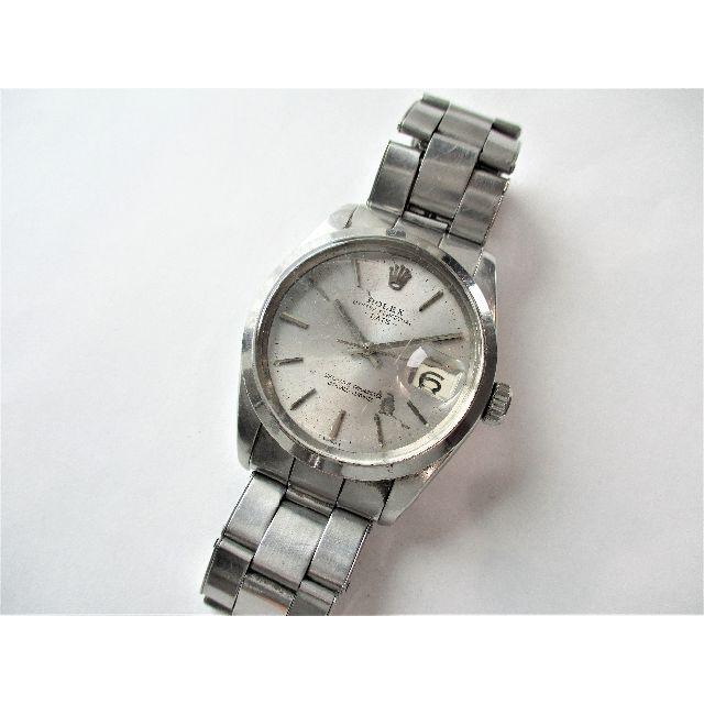 ROLEX(ロレックス)のROLEX ロレックス 1500 オイスターパーペチュアルデイト メンズの時計(腕時計(アナログ))の商品写真