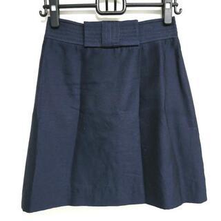ケイトスペードニューヨーク(kate spade new york)のケイトスペード ミニスカート サイズ0 XS -(ミニスカート)