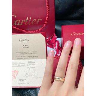 Cartier - カルティエ トリニティリング 9号 #49