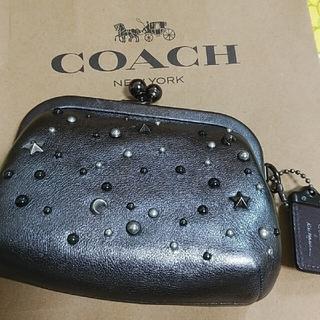 コーチ(COACH)のcoach☆水原希子コラボ(コインケース)