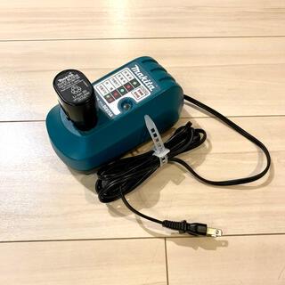 Makita - マキタ makita 掃除機 充電器&バッテリー1個