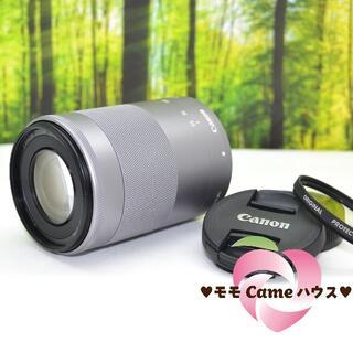 Canon - キヤノン EF-M 55-200mm☆ミラーレス一眼用望遠レンズ☆1732-1