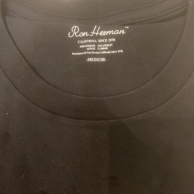 Ron Herman(ロンハーマン)の新品❤️ロンハーマンTシャツ メンズのトップス(Tシャツ/カットソー(半袖/袖なし))の商品写真