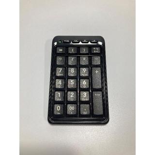 ELECOM - エレコム Bluetooth テンキーパッド TK-TBM008BK