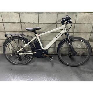 Panasonic - 現行モデルHurryer パナソニックハリヤー 電動アシスト自転車
