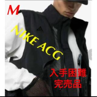ナイキ(NIKE)のⓂ️【入手困難完売品】NIKE ACG メッシュ フィッシング ベスト【M】(ベスト)