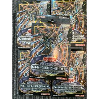 ユウギオウ(遊戯王)の遊戯王ストラクチャーデッキ サイバー流の後継者 5box(Box/デッキ/パック)