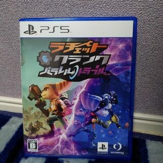 ラチェット&クランク パラレル・トラブル PS5(家庭用ゲームソフト)