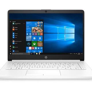 ヒューレットパッカード(HP)のHP 14s-dk0000 ノートパソコン(ノートPC)
