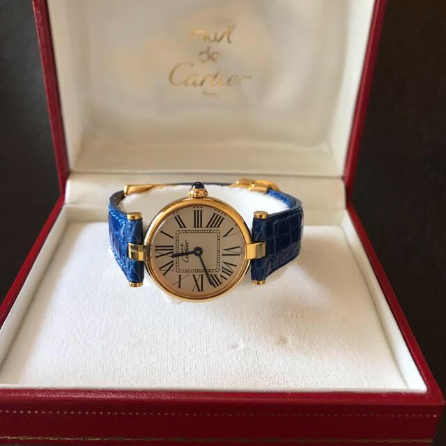 Cartier(カルティエ)のCartier マストヴァンドーム レディースのファッション小物(腕時計)の商品写真