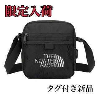 THE NORTH FACE - 【最新作】ザノースフェイス ミニショルダーバック ブラック