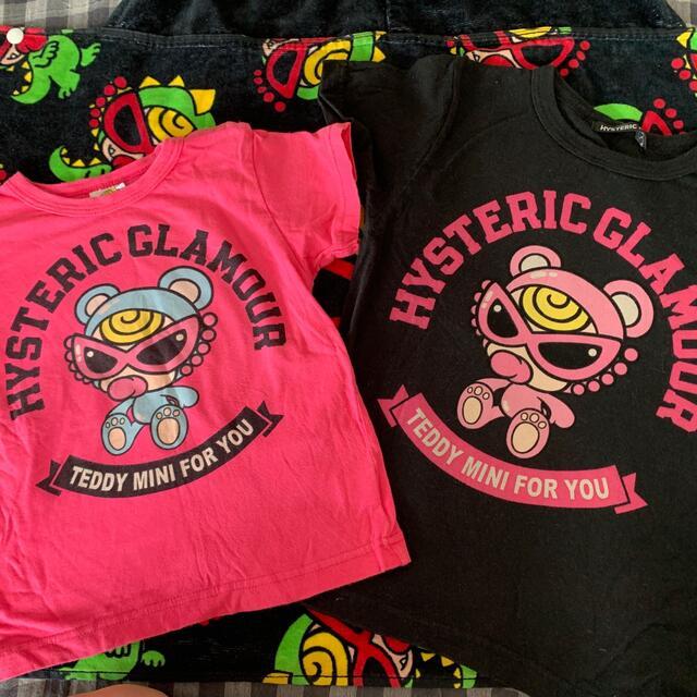 HYSTERIC MINI(ヒステリックミニ)のヒステリックミニ キッズ/ベビー/マタニティのキッズ服男の子用(90cm~)(Tシャツ/カットソー)の商品写真