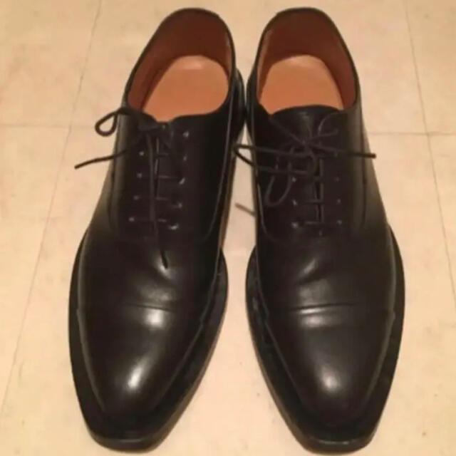 JOHN LAWRENCE SULLIVAN(ジョンローレンスサリバン)のジョンローレンスサリバン  9 革靴 27.5 ドレスシューズ メンズの靴/シューズ(ドレス/ビジネス)の商品写真