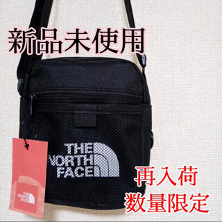 THE NORTH FACE - THE NORTH FACE ミニショルダー ブラック 人気商品 クロスメッシュ