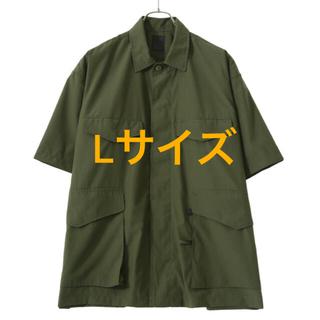 DAIWA - ダイワピア ミリタリーシャツ DAIWA PIER39 Lサイズ