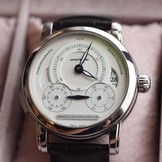 モンブラン(MONTBLANC)のmontblanc モンブラン 腕時計 オマージュトゥニコラ・リューセック 限定(腕時計(アナログ))