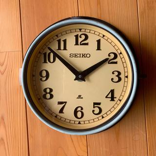 SEIKO - SEIKO 船舶時計 壁掛け時計 ヴィンテージ文字盤
