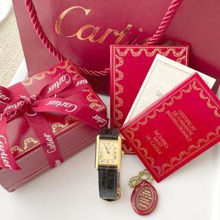 Cartier - 全て純正⭐️カルティエ Cartier SM レディース 腕時計