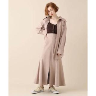 デイシー(deicy)のデイシー me&me couture エコレザーマーメイドスカート(ロングスカート)