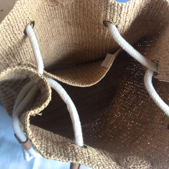 HELEN KAMINSKI(ヘレンカミンスキー)の週末値下げヘレンカミンスキービルバオラフィアトートバッグBILBAO TOTE レディースのバッグ(かごバッグ/ストローバッグ)の商品写真