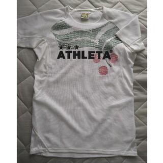 ATHLETA - ATHLETA 半袖シャツ 160