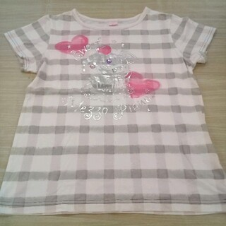メゾピアノジュニア(mezzo piano junior)のメゾピアノ 150cm 半袖 Tシャツ 02MN06131493(Tシャツ/カットソー)