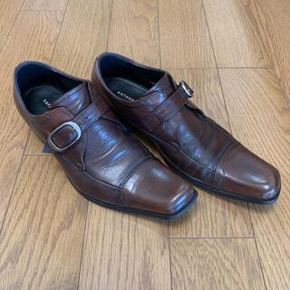 KATHARINE HAMNETT - ビジネスシューズ 革靴 24.5