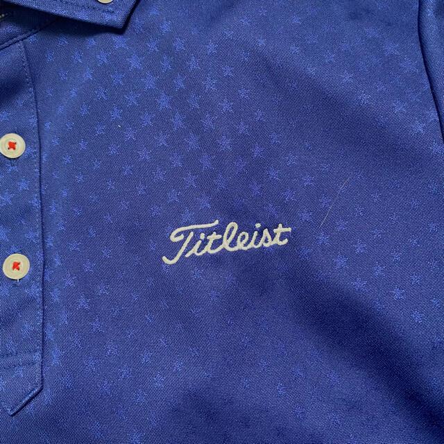 Titleist(タイトリスト)のゴルフウェア Titleist メンズシャツ スポーツ/アウトドアのゴルフ(ウエア)の商品写真