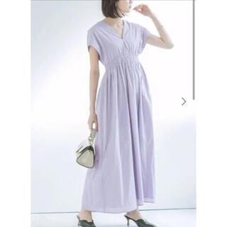 ノーブル(Noble)のNOBLE MARIHA 夏の光のドレス(ロングワンピース/マキシワンピース)