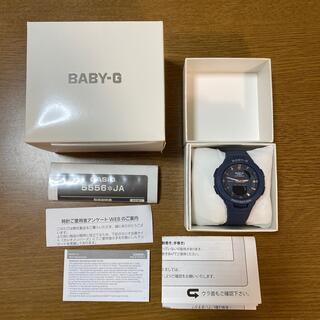 Baby-G - CASIO BABY-Gネイビー BSA-B100-2AJF