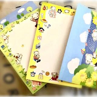 ファミリア(familiar)のfamiliar ファミリア ポストカード 3種類セット 新品未使用(写真/ポストカード)