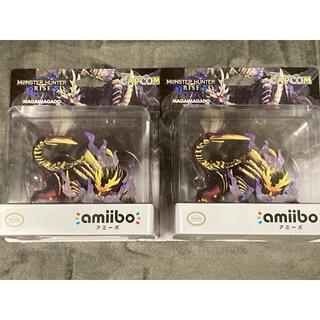 ニンテンドースイッチ(Nintendo Switch)のamiibo アミーボ   マガイマガド 2個セット  新品未開封  送料無料(ゲームキャラクター)