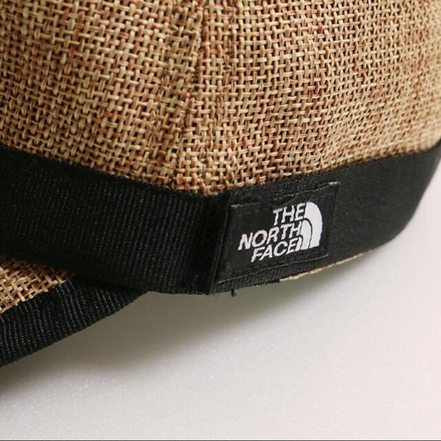 THE NORTH FACE(ザノースフェイス)のノースフェイス ハイクキャップ キッズ 54〜56cm 新品未使用 キッズ/ベビー/マタニティのこども用ファッション小物(帽子)の商品写真