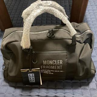 MONCLER - MONCLER モンクレールジーニアスFRAGMENT 2wayダッフルバッグ