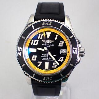 ブライトリング(BREITLING)のブライトリング スーパーオーシャン A17364 自動巻き時計[g474-3](腕時計(アナログ))