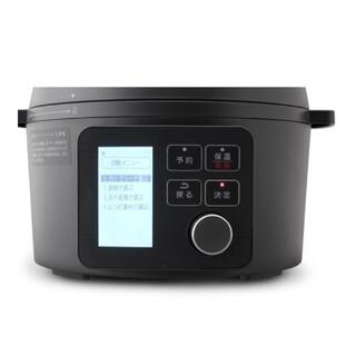 電気圧力鍋 2.2L(調理機器)