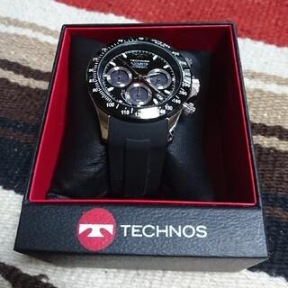 TECHNOS - TECHNOS  テクノス ソーラー クロノグラフ