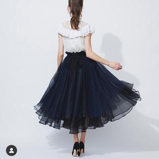 ラベルエチュード(la belle Etude)のラベルエチュード スカート オデット(ロングスカート)
